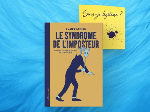 Podcast sentiment d'imposture et syndrome de l'imposteur - Souffle Chaud