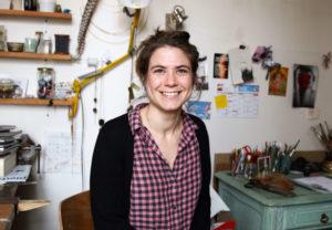 Souffle Chaud - Webzine culturel indépendant - Victoria Lacombe
