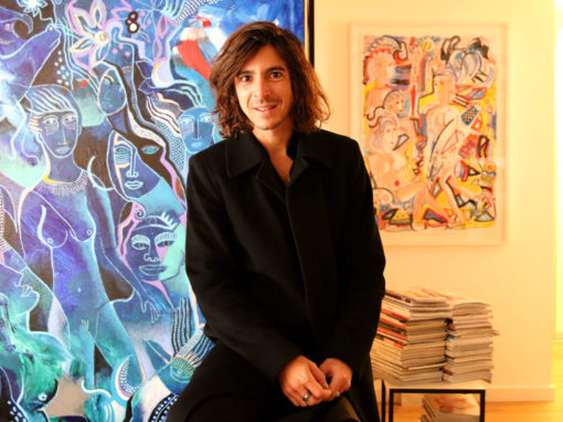 Souffle Chaud - Webzine Culturel Indépendant - Julien Calot