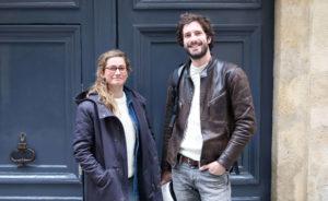 Alex & Marine - Tatoueurs de murs - Souffle Chaud