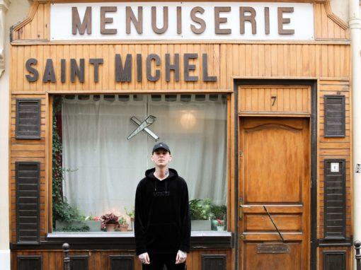 Rencontre avec Viande Bleue tatoueur à Paris - Souffle Chaud webzine culturel indépendant