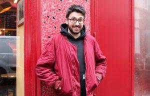 Interview Loïc Bouchet, illustrateur - Souffle Chaud Webzine culturel incandescent