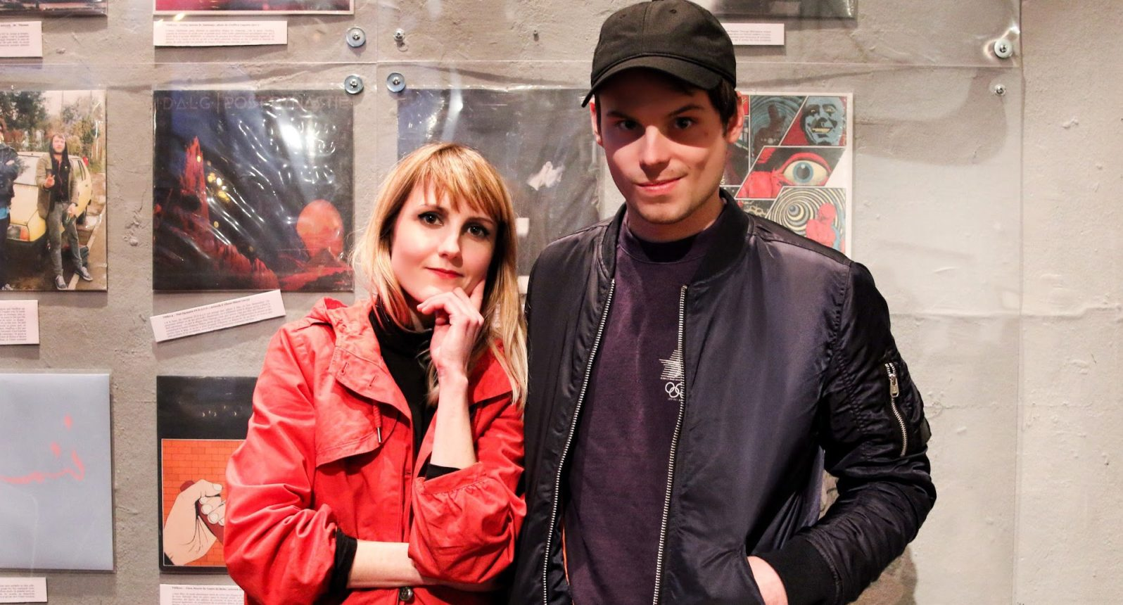 Rencontre avec le duo Minou - Musique Pop Française - Souffle Chaud