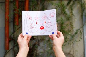 Rencontre avec Flavie Roux, illustratrice par Souffle Chaud, webzine culturel indépendant