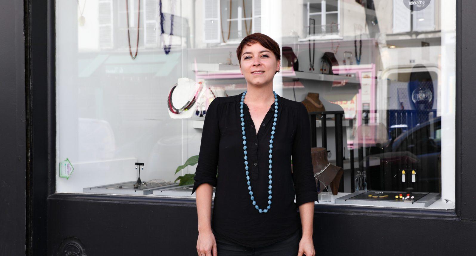 Rencontre avec Caroline Auraix - Artiste plasticienne x bijoux contemporains