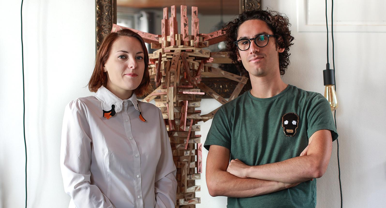 We Are Vertikal - Rencontre avec le Elisa et Sébastien
