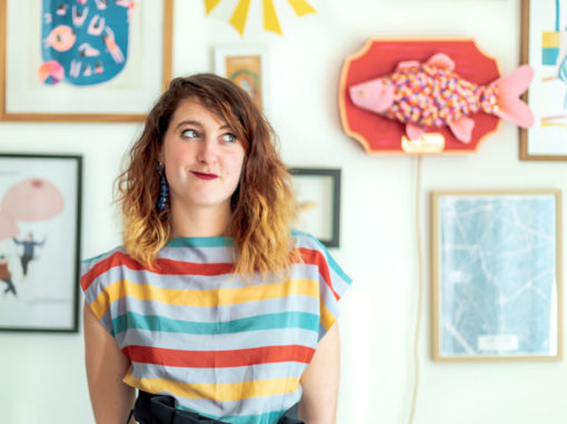 Recontre avec Charlotte Sagory - Podcast Souffle Chaud