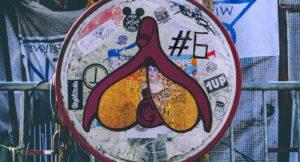 Rencontre avec Mars.L artiste parisienne - Street art et féminisme